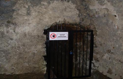 Lokalita Hodruša Hámre: Zabezpečenie štôlne Finstenrorter – po