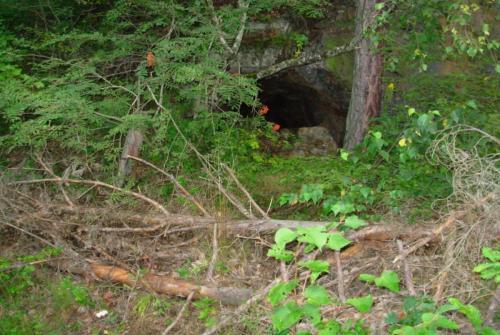 Lokalita Rožňava: Zabezpečenie štôlne Nandráž – pred